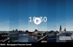 JT FR3 Bourgogne Franche-Comté