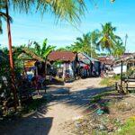 Un village à Madagascar