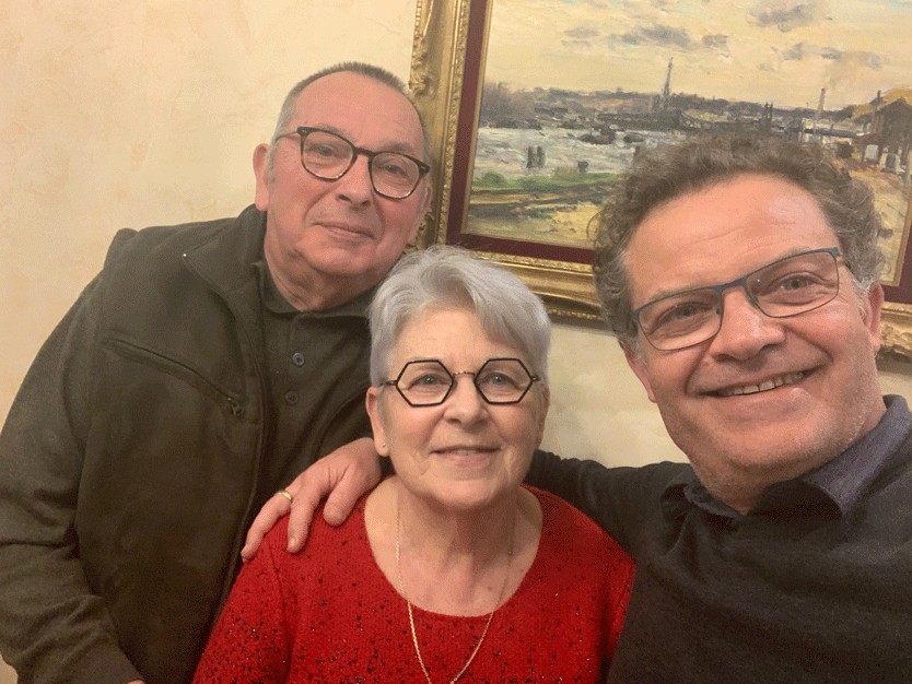 Marie-José et Jean-Marie : hôtes de Musirando