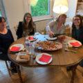 Musirando chez Laure et ses amies