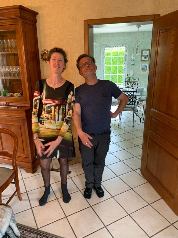 Christine et Marc