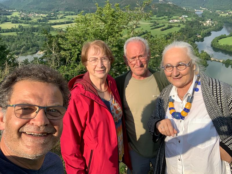 Musirando à Corveissiat : rencontre avec les frères et sœurs