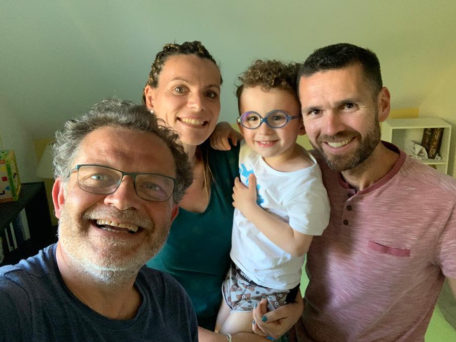 Mes hôtes à Mandeure-la-Romaine
