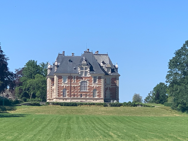 Le château de Joyeux accueille Marc Vieillefon pour Musirando