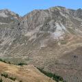 Etape de Musirando en montagne le 20 août 2021