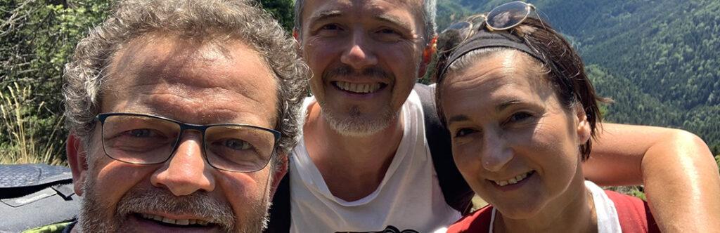 Thalie, Jacques et Marc, Musirando