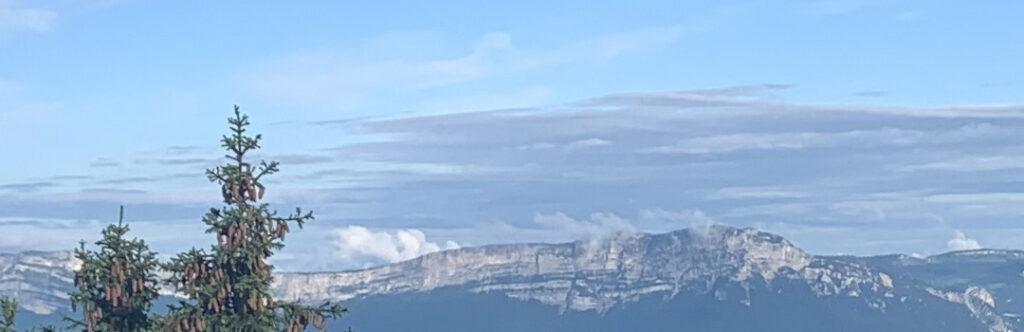 Panorama de Chamrousse, étape de Musirando